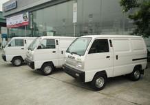 Xe bán tải Suzuki Van 2018 gía rẻ nhất tại Hà Nội. Lh: 0989.888.507