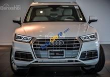 Bán Audi Q5 Premium 2018, màu trắng, xe nhập