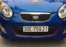 Bán ô tô Kia Morning đời 2010, màu xanh, xe nhập, 248tr