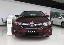 Cần bán xe Honda City 1.5TOP 2018, màu đỏ