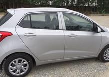 Cần bán xe Hyundai Grand i10 đời 2018, màu bạc, giá 330tr