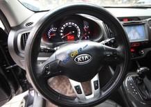 Chính chủ bán ô tô Kia Sportage TLX đời 2010, màu đen, xe nhập