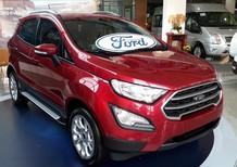 Ford Ecosport 2018, full phụ kiện, xe đủ màu giao ngay, hỗ trợ mua xe trả góp lãi suất tốt
