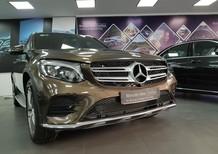 Cần bán xe Mercedes GLC 300 2017 nâu, xe cực mới giá cực rẻ