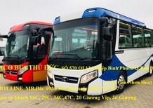 Thaco Meadow 2020/Thaco Tb85s 2020/ 29 chỗ bầu hơi full option/trả góp 70% / LH 0938 900 846