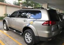 Bán Mitsubishi Pajero Sport MT 2016, màu đồng, đúng chất, biển TP, giá TL, hỗ trợ góp