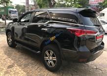 Bán Toyota Fortuner 2017, màu đen