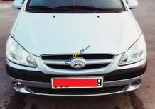 Bán ô tô Hyundai Getz năm 2008, màu trắng, giá tốt