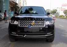 Cần bán xe LandRover Range Rover sản xuất 2014, màu đen, nhập khẩu nguyên chiếc