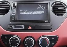 Bán xe Hyundai Grand i10 1.2 MT màu bạc giá tốt