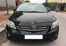 Bán Toyota Corolla altis 1.8G MT đời 2009, màu đen chính chủ giá cạnh tranh