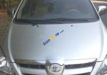 Bán Toyota Innova G năm sản xuất 2007, màu bạc chính chủ, 348 triệu