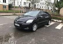 Cần bán lại xe Toyota Vios đời 2009, màu đen, giá tốt
