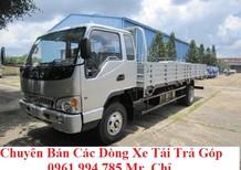 Thông tin xe tải JAC 6.4 tấn, 7 tấn - trả góp 95%+ khuyến mãi lễ 30 tháng 4+ 1 tháng 5