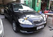 Bán Toyota Corolla altis 1.8MT sản xuất năm 2008, màu đen, 395 triệu