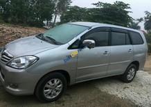 Cần bán Toyota Innova đời 2009, màu bạc còn mới, 420tr