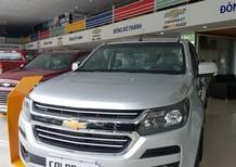 Cần bán xe Chevrolet Colorado đời 2018, màu bạc, nhập khẩu