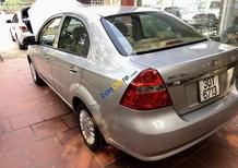 Bán xe Daewoo Gentra đời 2009, màu bạc chính chủ