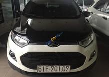 Bán Ford EcoSport năm 2016, màu đen trắng, 560tr
