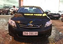 Bán Toyota Corolla XL đời 2010, màu đen, nhập khẩu, giá 485tr