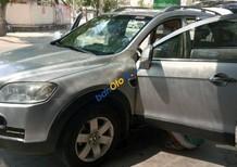 Bán xe Chevrolet Captiva sản xuất 2008, màu bạc đã đi 200k km, giá 300tr