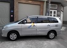 Cần bán xe Toyota Innova G sản xuất năm 2010, màu bạc chính chủ