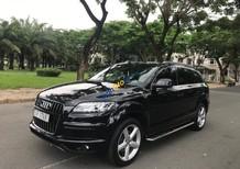 Cần bán gấp Audi Q7 3.0 V6 đời 2015, màu đen, nhập khẩu