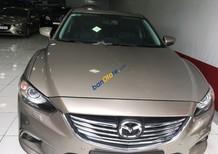 Cần bán Mazda 6 đời 2015, màu vàng ít sử dụng giá cạnh tranh