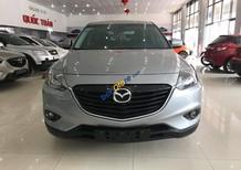 Bán ô tô Mazda CX 9 3.7 đời 2015, màu xám, nhập khẩu nguyên chiếc số tự động