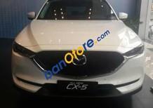 Bán ô tô Mazda CX 5 đời 2018, màu trắng, giá tốt