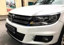 Bán Volkswagen Tiguan SX 2011, đăng ký 2012, màu trắng