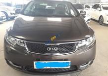 Bán ô tô Kia Forte S 1.6AT năm sản xuất 2013, màu nâu