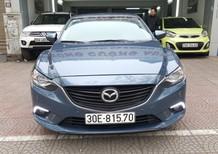 Bán Mazda 6 2.5 2015, màu xanh lam, 785 triệu