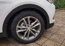 Cần bán gấp Hyundai Santa Fe 2.2L 2016 full dầu, cũ như mới