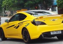 Bán xe Hyundai Genesis sản xuất 2010, màu vàng, nhập khẩu