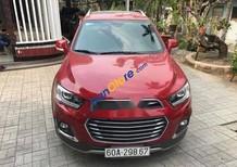 Bán Chevrolet Captiva REVV 2016, màu đỏ như mới
