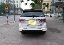 Bán Toyota Fortuner Sportivo đời 2015, màu trắng
