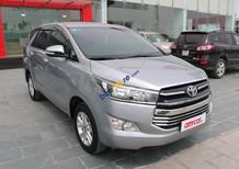 Bán Toyota Innova 2.0E MT đời 2017, màu xám