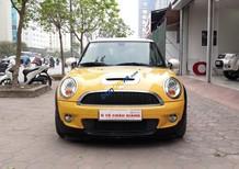 Bán xe Mini Cooper S đời 2007, màu vàng, xe nhập, giá tốt