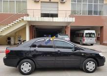 Cần bán Toyota Corolla altis 1.8G MT năm 2003, màu đen