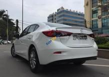 Bán ô tô Mazda 3 sản xuất năm 2017, màu trắng số tự động