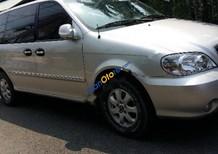 Bán xe Kia Carnival đời 2006, màu bạc chính chủ
