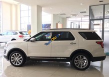 Bán xe Ford Explorer Limited 2.3L Ecoboost mới 100%, màu trắng, xe nhập, LH 0978212288