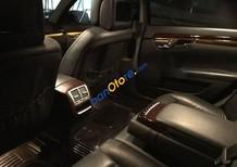 Cần bán Mercedes S400 đời 2009, màu đen, nhập khẩu, đăng kí lần đầu 5/2011
