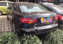 Cần bán lại xe Audi A6 2010, màu đen, xe nhập, giá 720tr