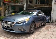 Cần bán Mazda 3 1.5 đời 2015, màu xanh lam như mới