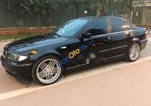 Cần bán BMW 3 Series 318i sản xuất năm 2003, màu đen, nhập khẩu