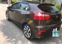 Bán xe Kia Rio 2015, màu nâu, giá 500tr