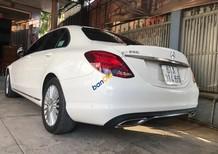 Bán Mercedes C250 2016, màu trắng