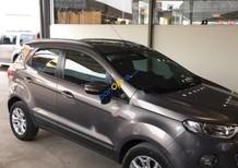 Bán Ford EcoSport Titanium 1.5AT sản xuất 2015, BSTP, màu nâu, giá chỉ 536 triệu
